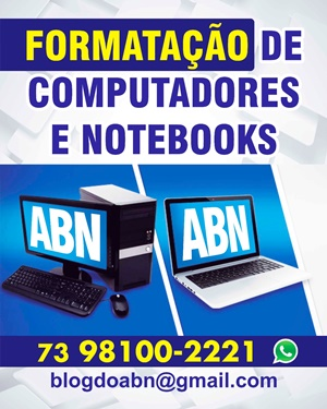 FORMATAMOS COMPUTADORES E NOTS