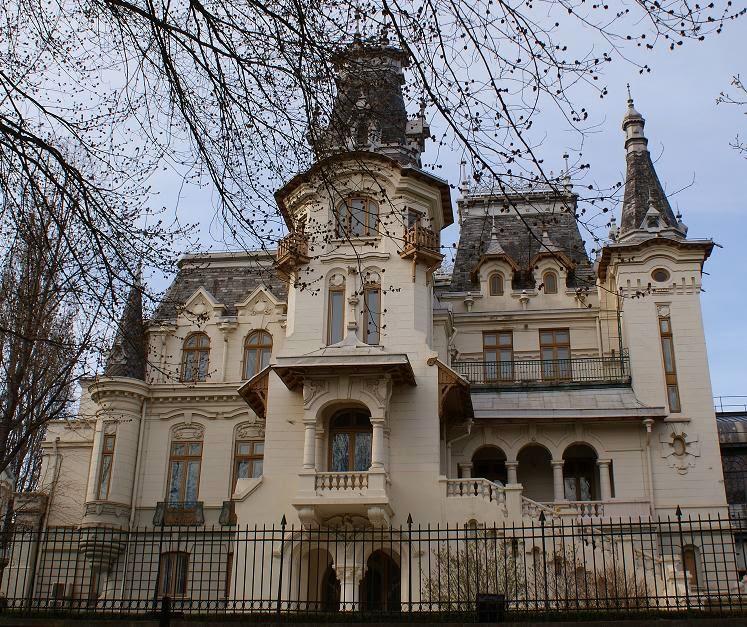 Bucuresti, Palatul Cretulescu (Kretzulescu)