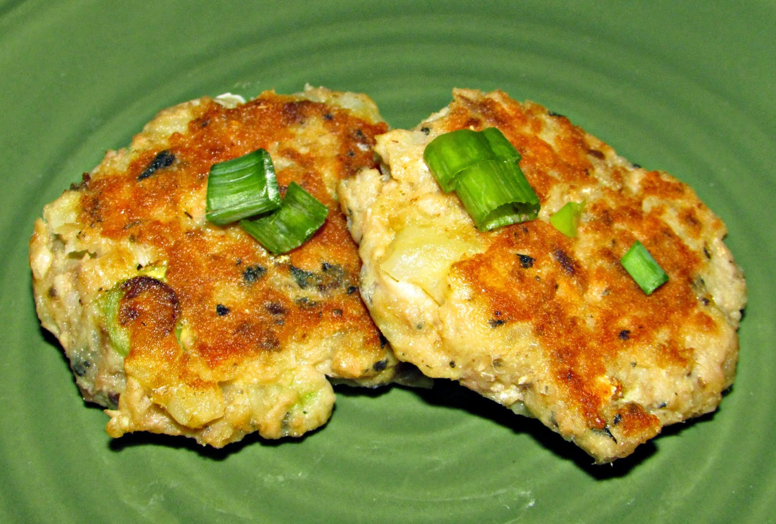 ... With Carlee: Salmon & Potato Patties - Inspired by Grandma Rees