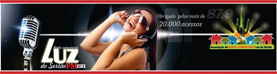 Rádio Comunitária Luz do Sertão FM