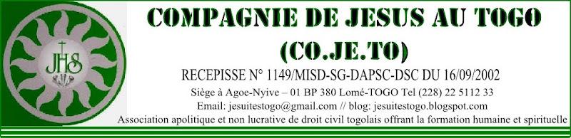 La compagnie de Jésus au Togo
