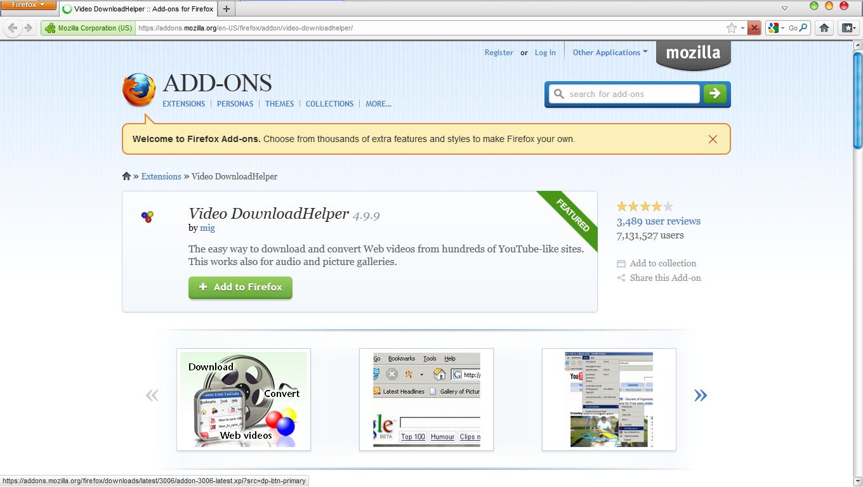 ... Cara Download Video Dari Internet (Youtube,Google Video,Facebook dsb