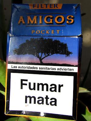 El efecto de las pastillas tabeks del fumar