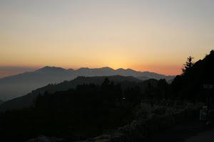Fourth Day Sunset