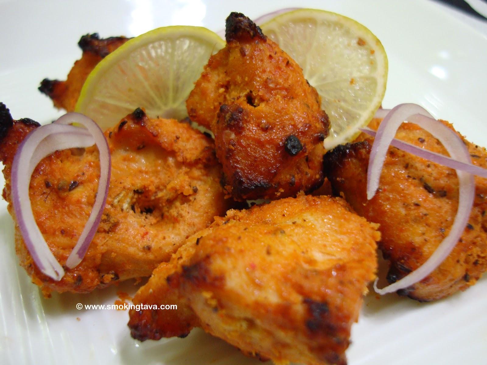 The Smoking Tava: Chicken Tikka