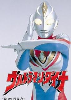 Arti Lagu Ultraman Dyna : Kimi Dake O Mammoritai