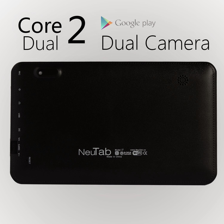 "NeuTab I7 7"" Google Android 4 4 KitKat IPS Dual Core Tablet PC Reviews"