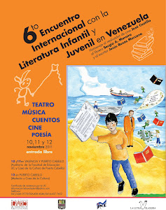 Valencia, VENEZUELA: 6to. Encuentro con la Literatura Infantil y Juvenil
