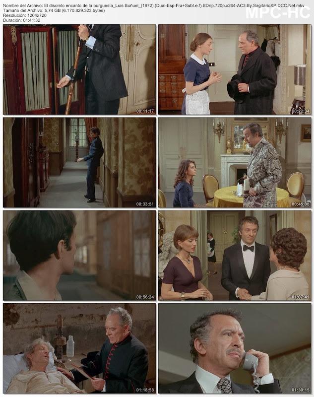 El discreto encanto de la busguesía ( 1972 )