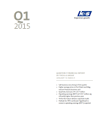 K+S, Q1, 2015, front page