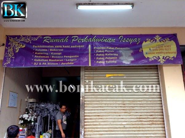 majlisperasmian, majlis perasmian markas baru, markas baru, stor baru, butik pengantin Issyaz Wedding, butik pengantin murah di rawang