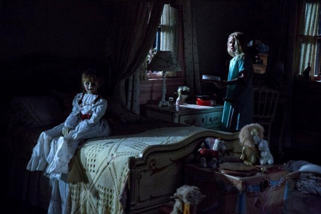 Hình ảnh phim Annabelle: Tạo Vật Quỷ Dữ