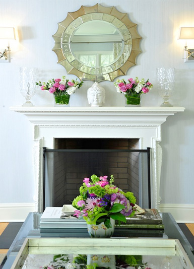 4 Ways To Stage A Mantle and 1 Way Not To