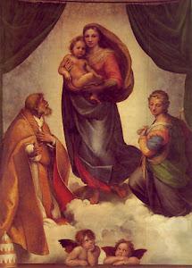 The Actual Sistene Madonna
