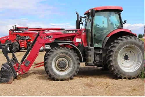 Puma 140 tractor parts