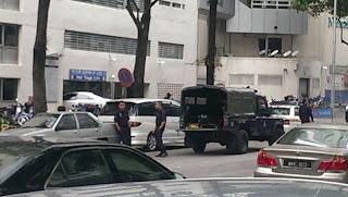 Kes Tembakan Di Malaysia