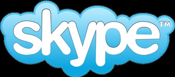برنامج الشات الشهير Skype