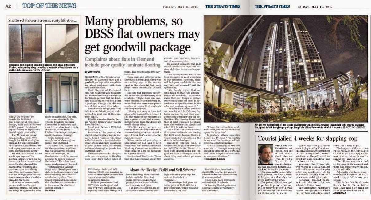 Property Smart Investors - Remembering Lee Kuan Yew: Many problems ...