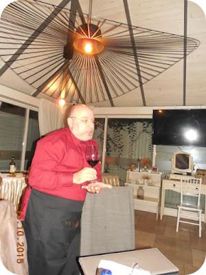 Laurentiu Achim - somelierul Vinarte