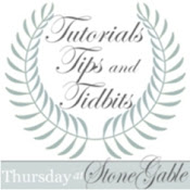TUTORIAL TIPS AND TIDBITS