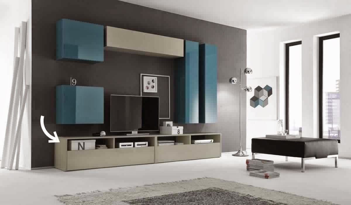 Meuble tv design meuble tv - Meuble salon tv design ...