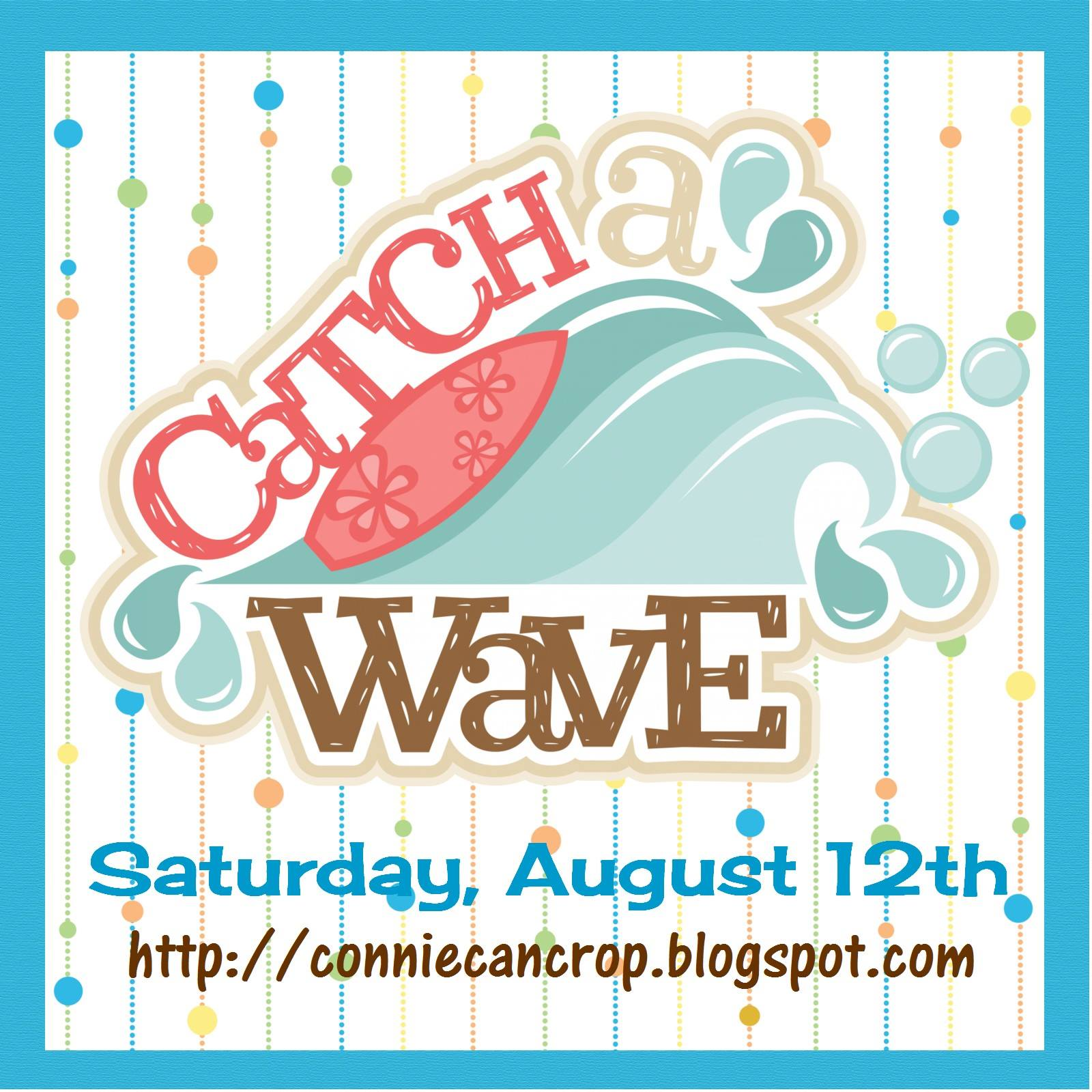 Catch a Wave Blog Hop