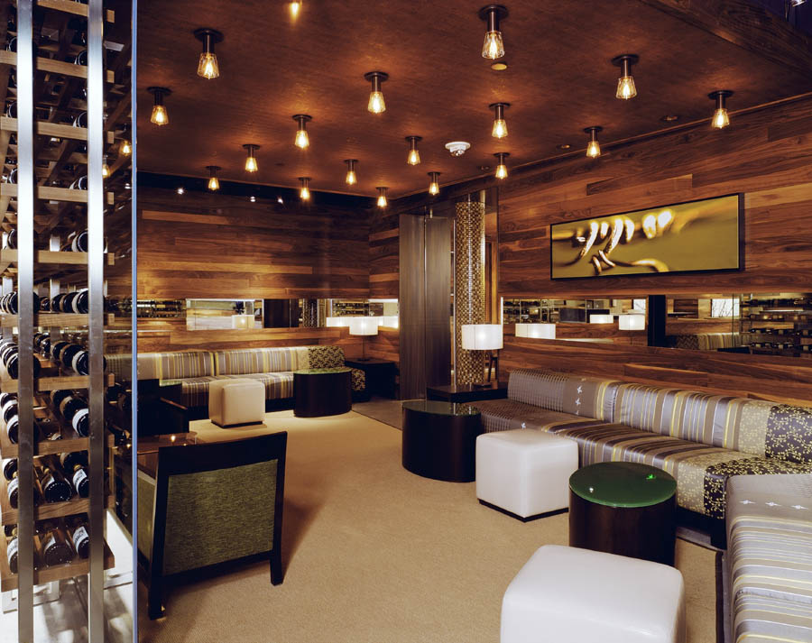 Tuannha id a san francisco wine bar and lounge - Moderne loungebar ...