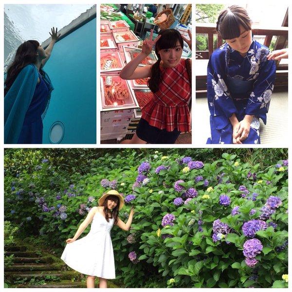 Fukumura Mizuki (譜久村聖) Kagayaki Photobook 05