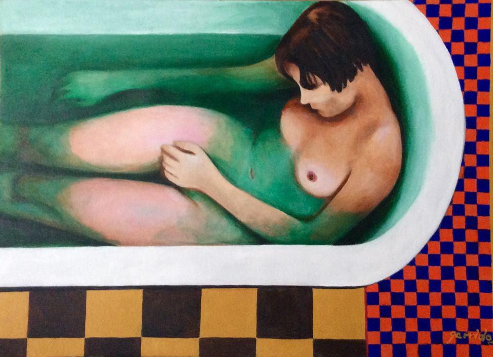 El baño de Paloma