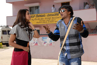 Duniya Vijay's Rajini Kantha movie gallery