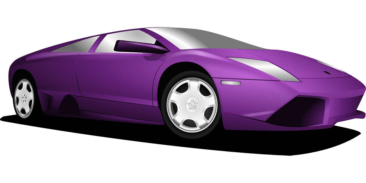 Foto Animasi Mobil Sport