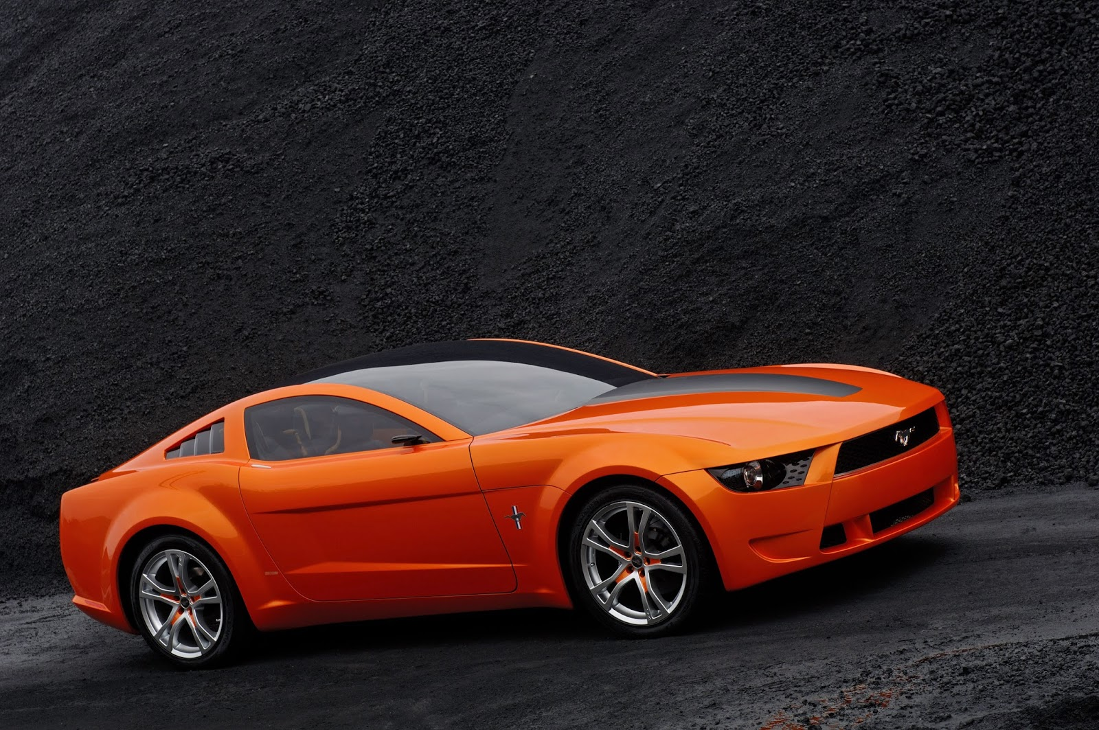 Mustang 2016 Concept
