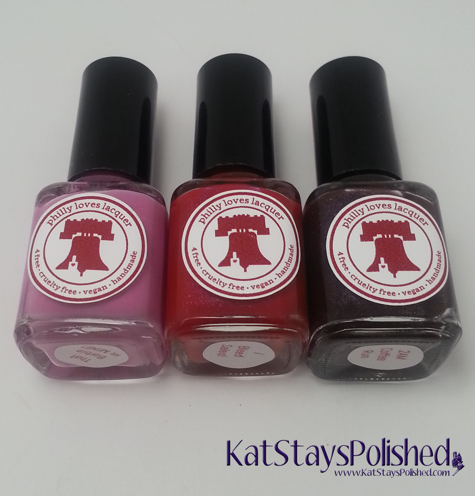 Philly Loves Lacquer: Shopping Madness Trio | Kat Stays Polished