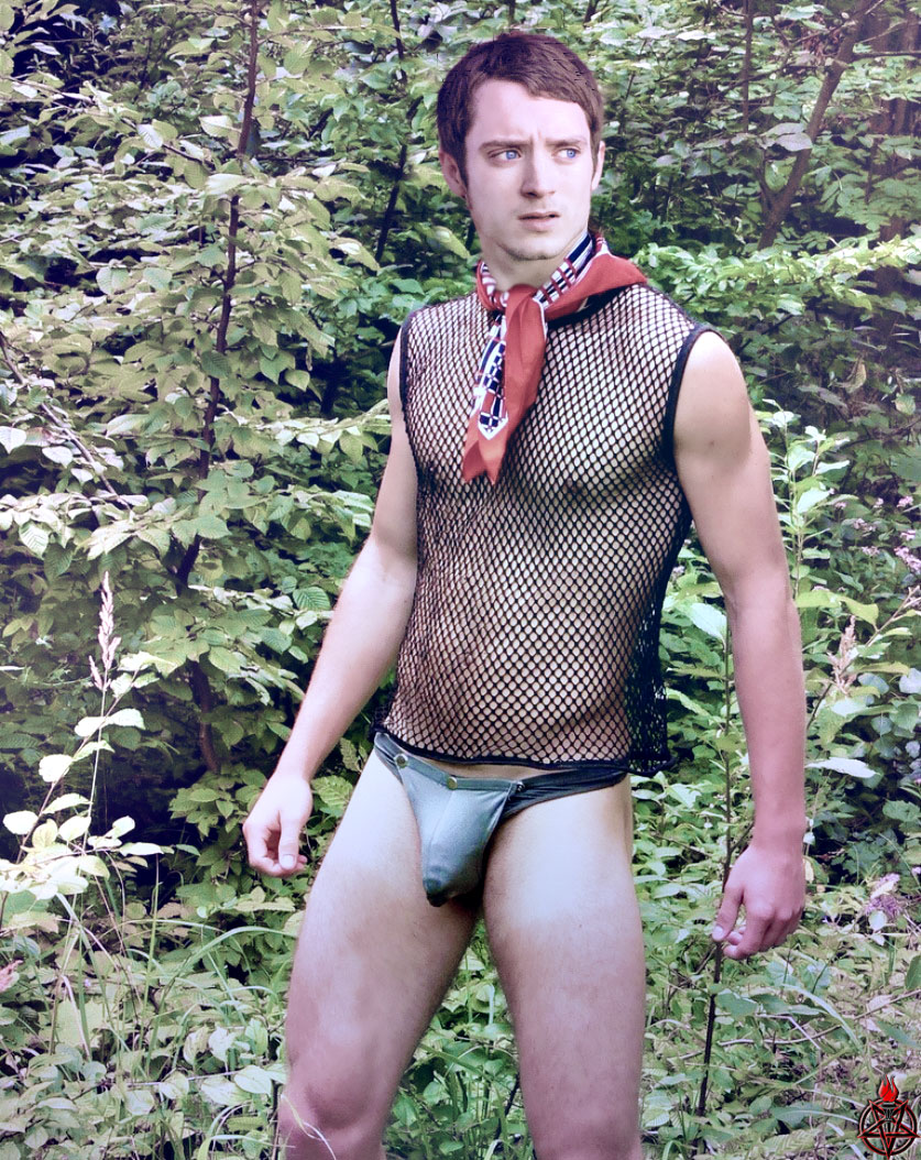 elijah wood nude photos