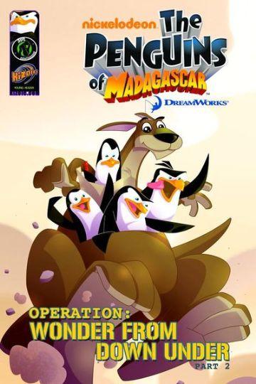 The Penguins Of Madagascar Vol.2 : เพนกวินจอมป่วน ก๊วนมาดากัสการ์ ชุด 2