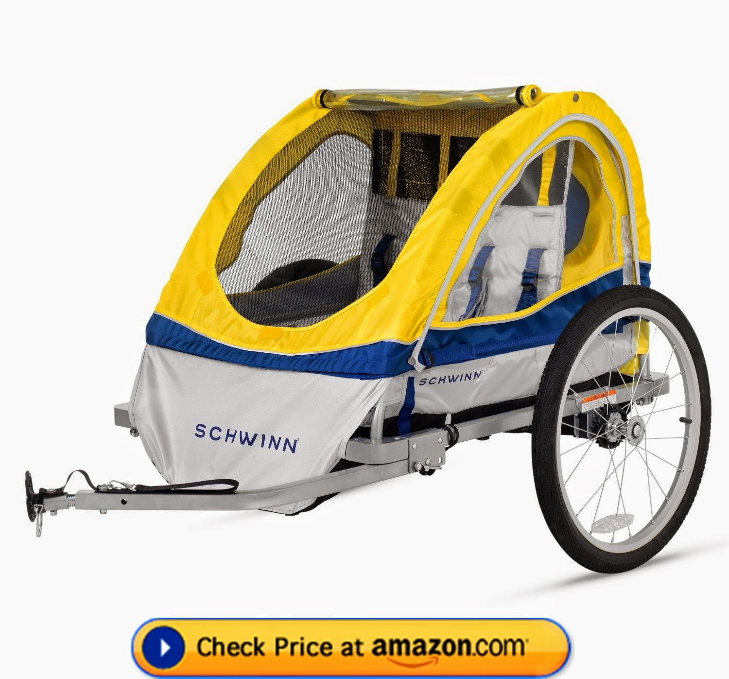 Schwinn Double Bike Trailer Reviews