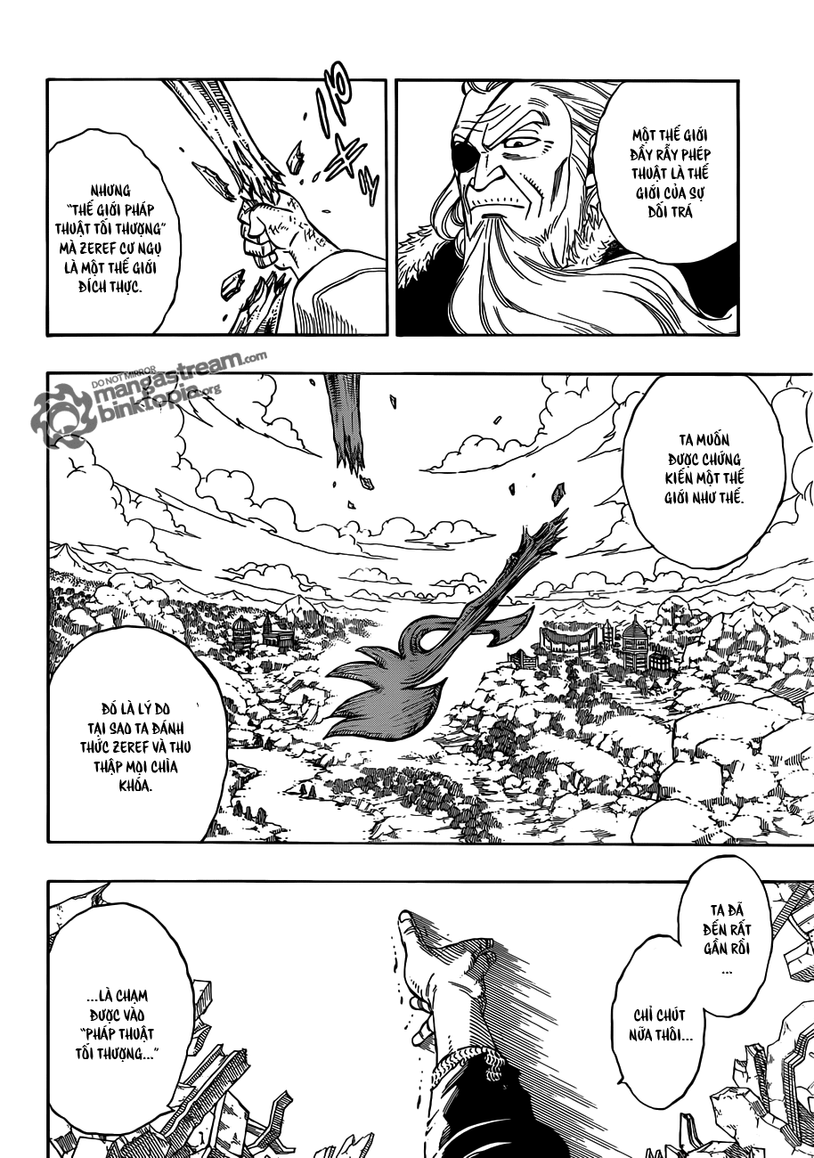 Fairy Tail chap 249 page 11 - IZTruyenTranh.com