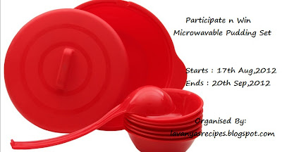 http://lavanyasrecipes.blogspot.in/2012/08/microwavable-pudding-bowl-set-giveaway.html