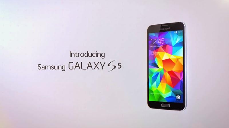 Introducing Samsung Galaxy S5