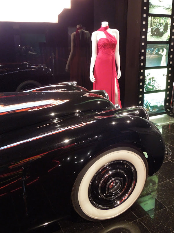 Gangster Squad Emma Stone Jaguar dress