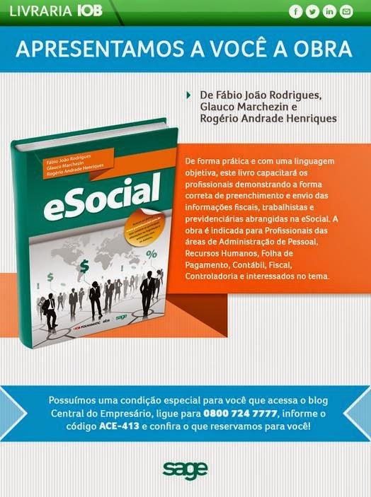 Livro eSocial: Teoria e Prática