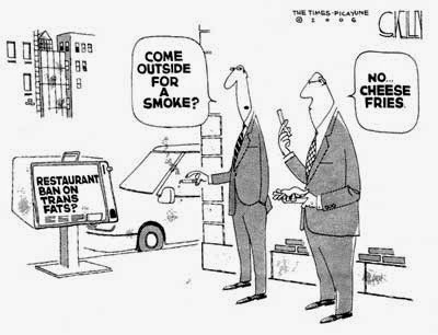 cartoon of cheese fries