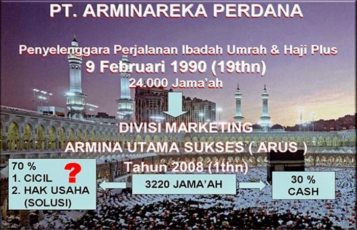 Reputasi PT Arminareka Perdana