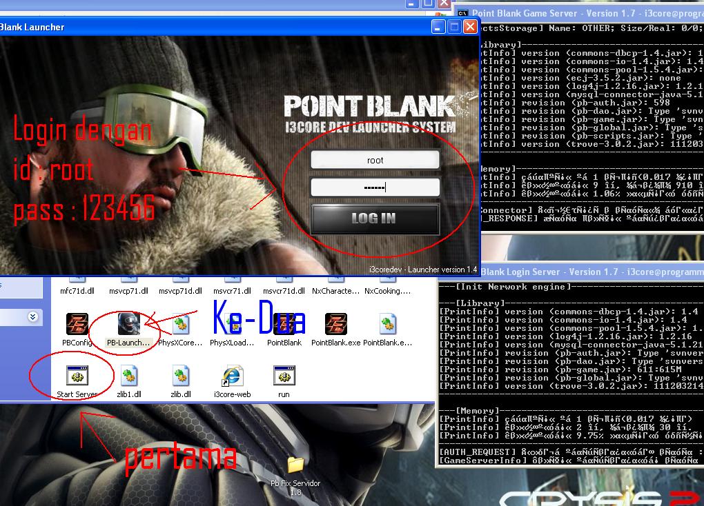Free Download Game Point Blank Offline 2013 (Bukan CS:PB)