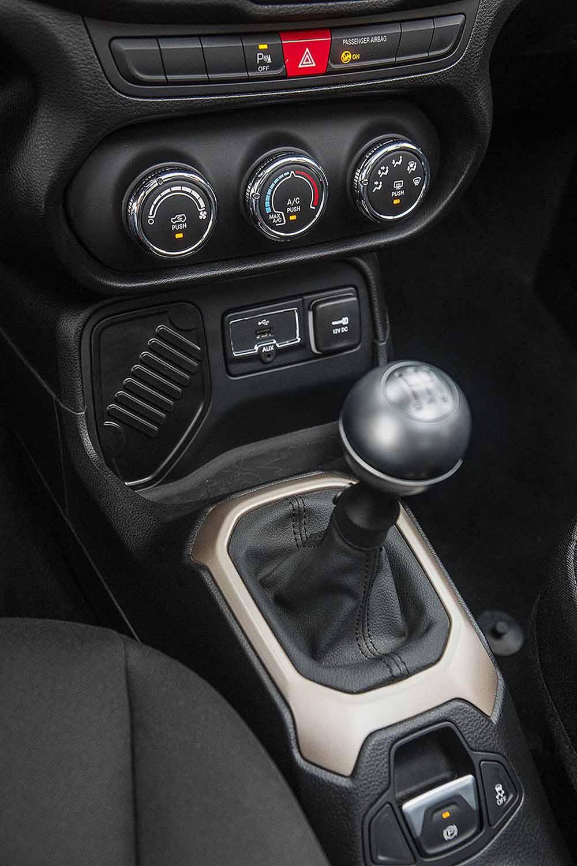 Jeep Renegade Sport 1.8 Flex - manual