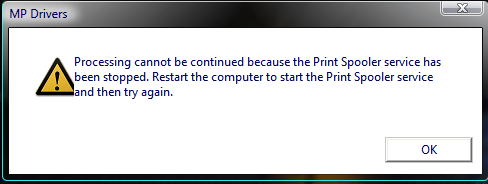 How to Fix Print Spooler in Windows 7