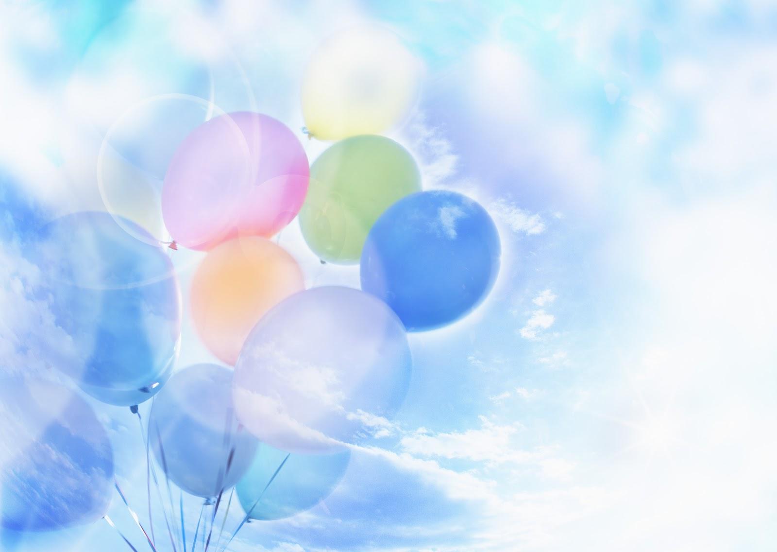 Wallpaper Sky Balloons 2