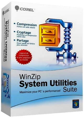 WinZip System Utilities Suite 2.0.648.14990 + Crack Full Version Free