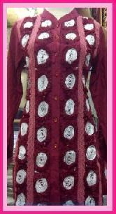 BLOUSE ROSE