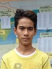 Jhonrex - Philippines (PH-924), Age 16